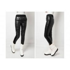 Зимние женские брюки  на синтепоне (326 модель)