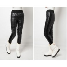Зимние женские брюки  на синтепоне (288 модель) 46-54