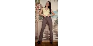Женские брюки  молодежные (184 модель Габардин)