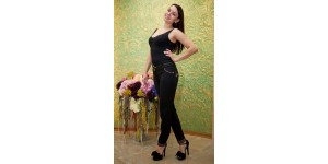 Женские брюки  молодежные (210 модель)
