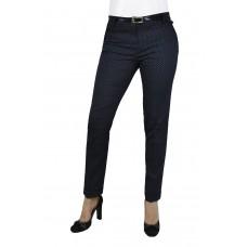 Женские брюки  молодежные (308 модель) Габрдин Узор