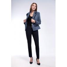 Женские брюки  молодежные (341 модель)  Габардин