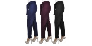 Женские брюки  кюлоты (432 модель) 42-52