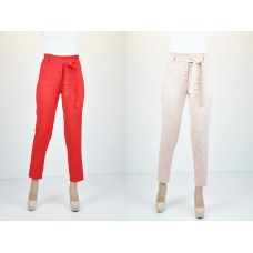 Женские брюки  молодежные в  цвете (485 модель) 42-52