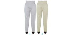 Женские брюки классические (162 модель) Костюмка