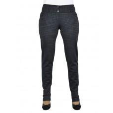 Женские брюки  молодежные (280 модель) Клетка