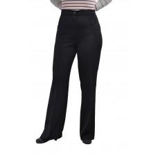 Женские брюки (модель Женский клеш) Елка
