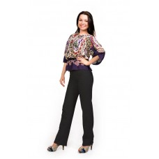 Женские брюки (модель Лакоста)