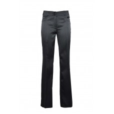Женские брюки (модель Лакоста) Морино черный