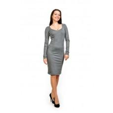 Платье (модель 1п серая)